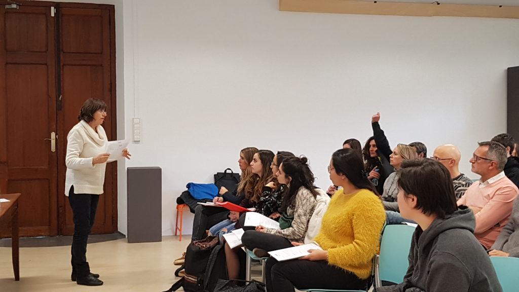Taller Economía Circular - Escola d'Art i Superior de Disseny - Palma de Mallorca - 12.12.19