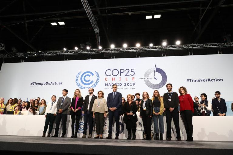 EL CONFIDENCIAL - Todo lo que se ha acordado (y lo que no) en el chasco de la cumbre del clima en Madrid - 16.12.19