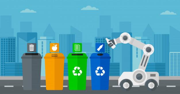 El MIT ha diseñado un nuevo brazo robótico con sensibilidad suficiente para poder seleccionar y clasificar residuos en el proceso de reciclaje.